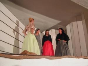 Barbarina, Cinderella, Antonella, Peronella