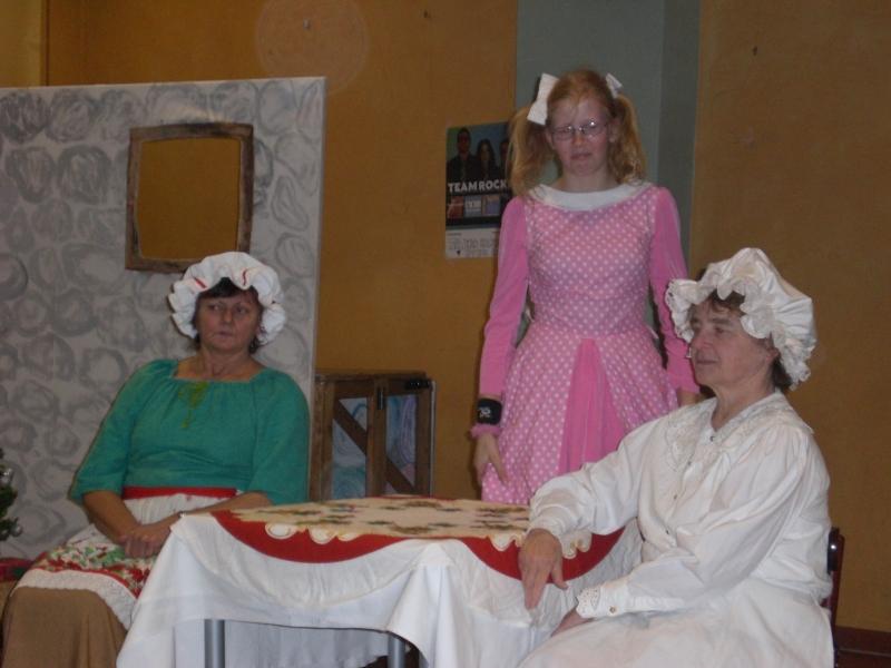 Hanni hat ihre Brüder Max und Moritz  an die Dorfbewohner verraten.