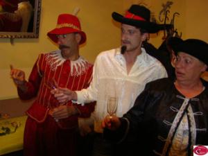 König Drosselbart - Advent-Märchen - DIE CALAUER